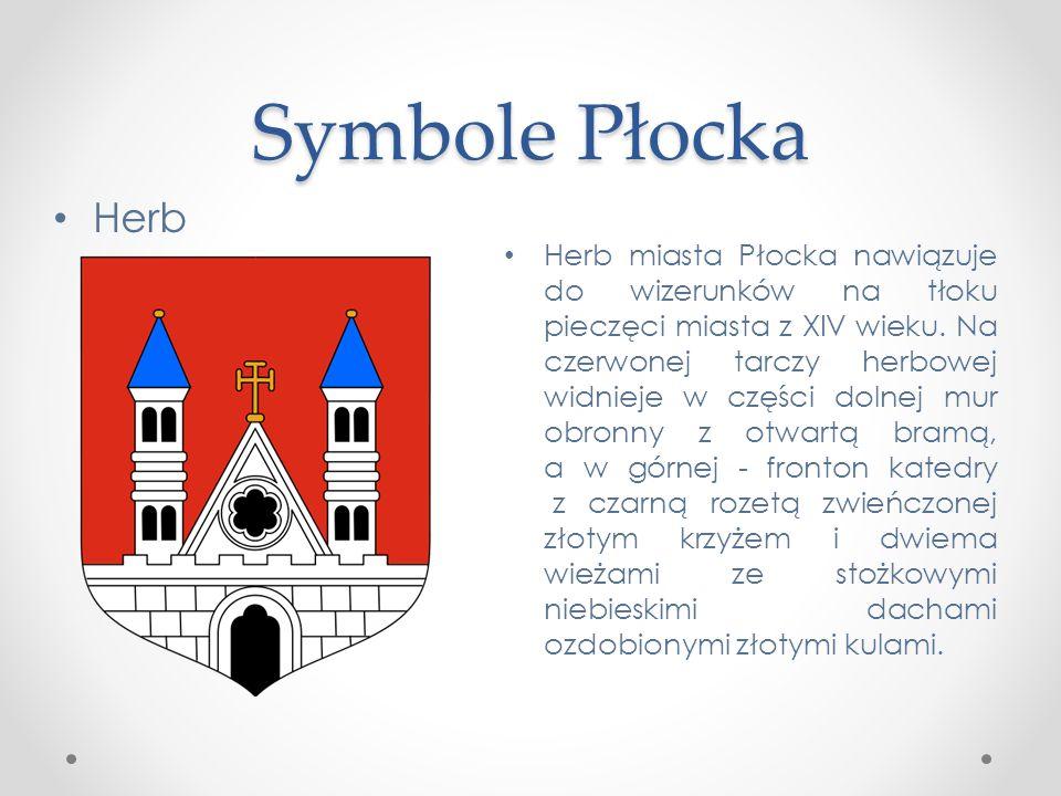 Symbole Płocka Herb.