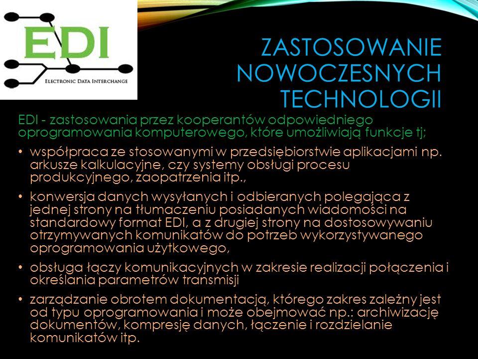 Zastosowanie Nowoczesnych technologii