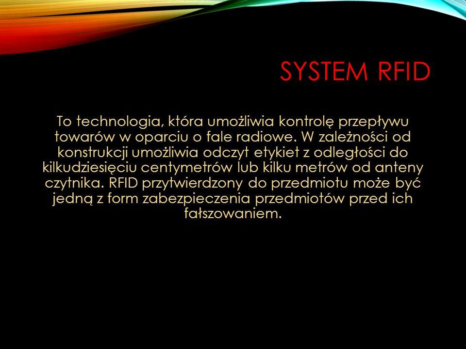 System RFID