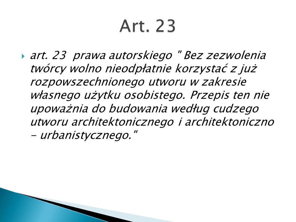 Art. 23
