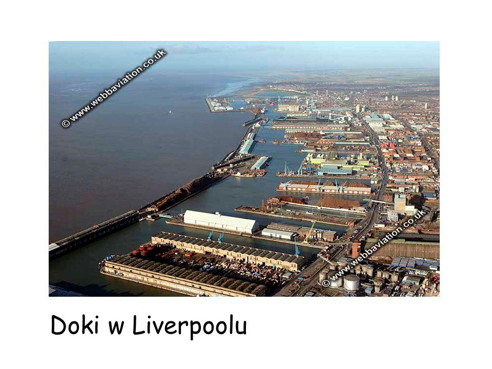 Doki w Liverpoolu