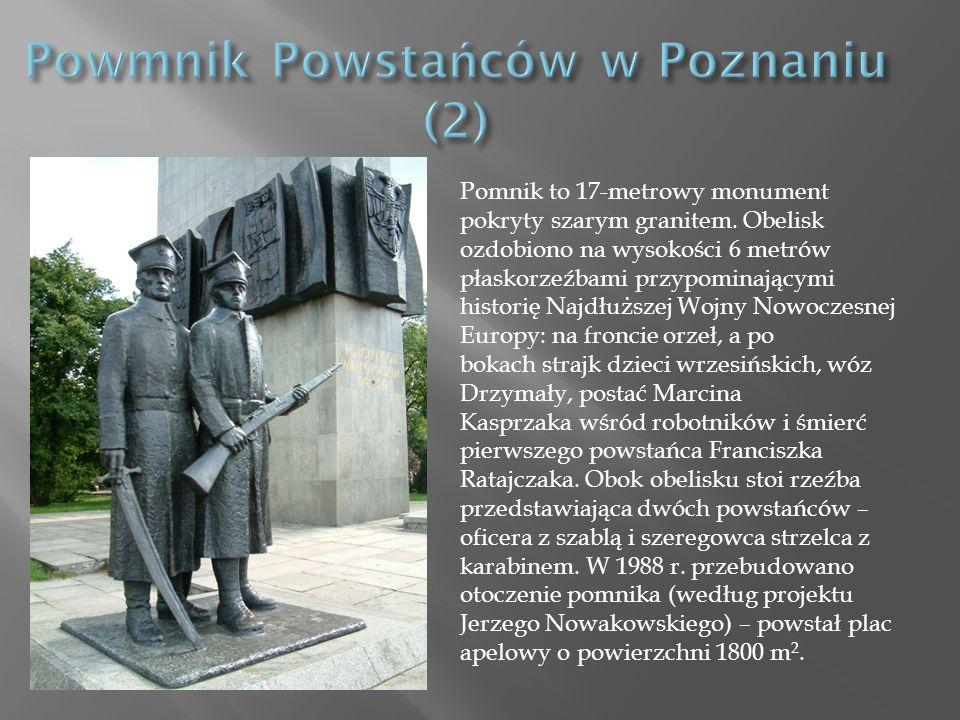 Powmnik Powstańców w Poznaniu (2)