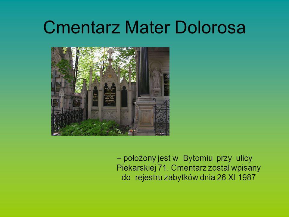 Cmentarz Mater Dolorosa