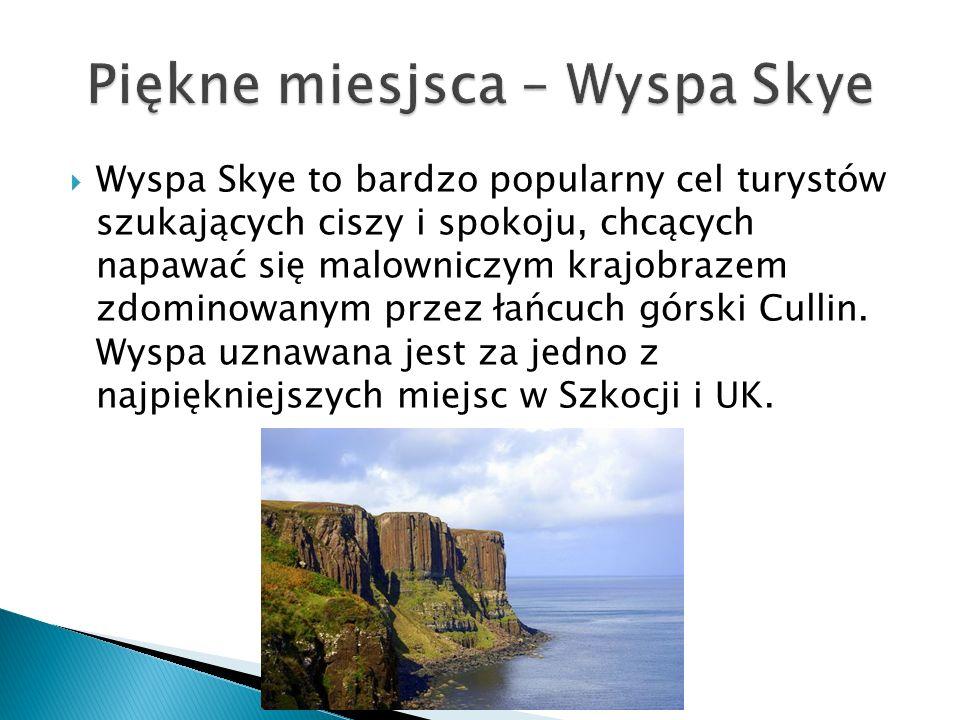Piękne miesjsca – Wyspa Skye