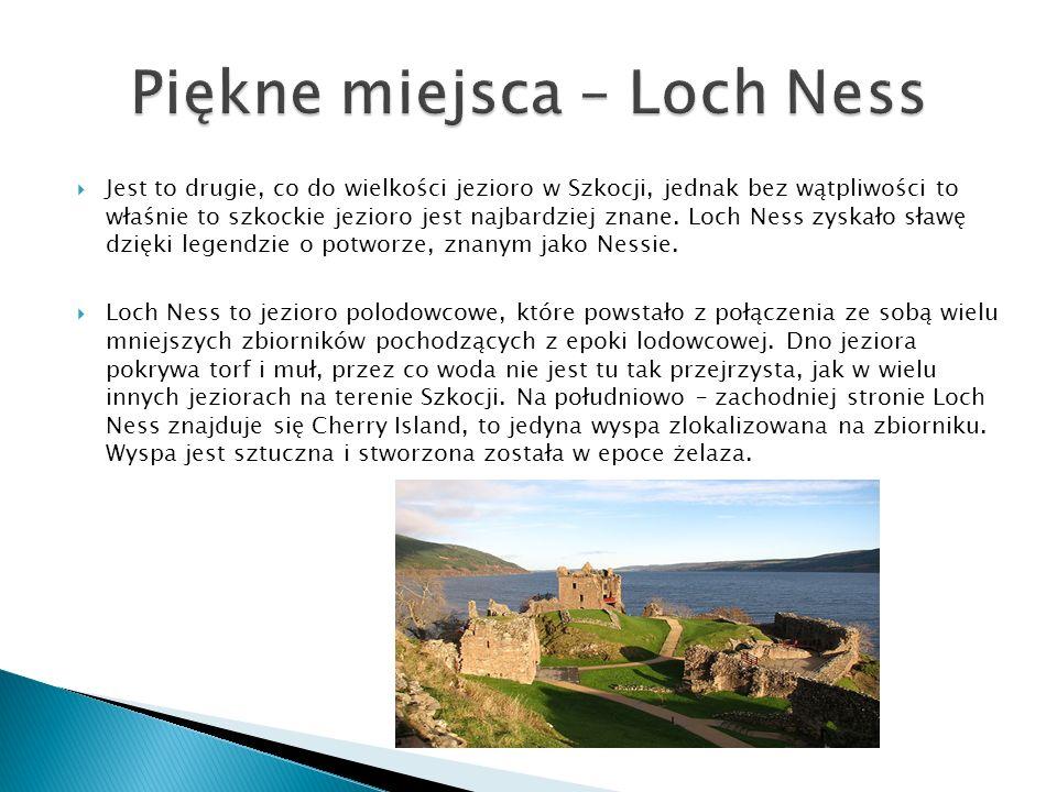 Piękne miejsca – Loch Ness