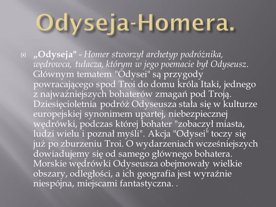 Odyseja-Homera.
