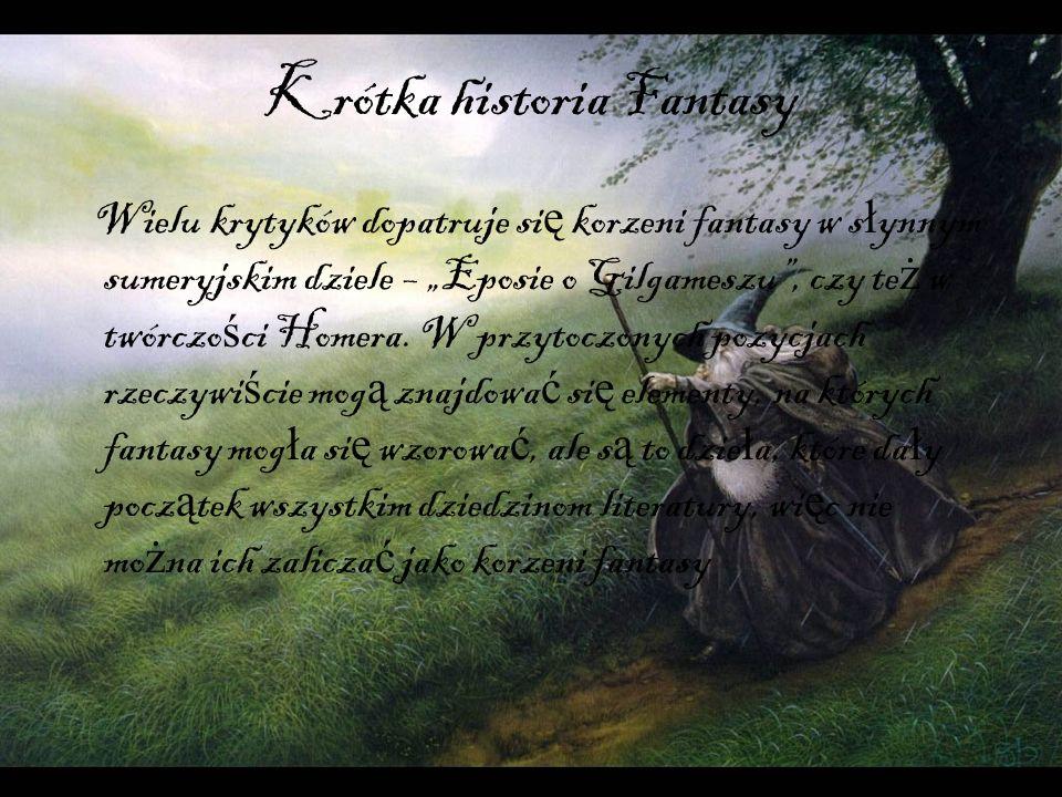 Krótka historia Fantasy