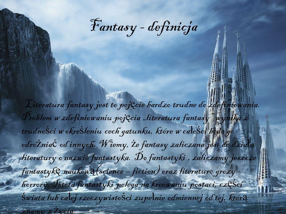 Fantasy - definicja