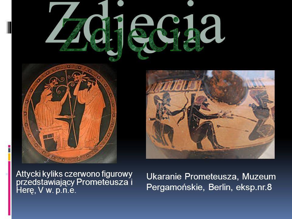 Zdjęcia Ukaranie Prometeusza, Muzeum Pergamońskie, Berlin, eksp.nr.8