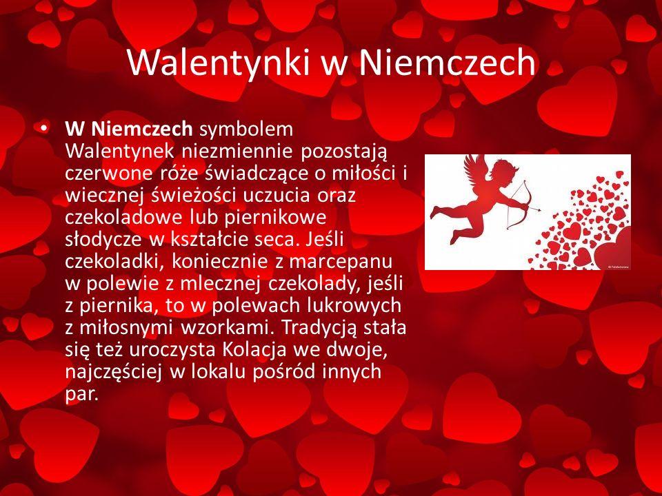Walentynki w Niemczech