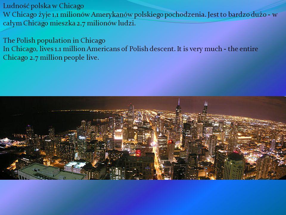 Ludność polska w Chicago