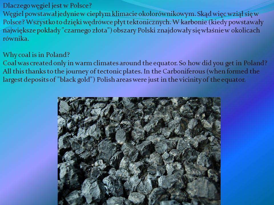 Dlaczego węgiel jest w Polsce