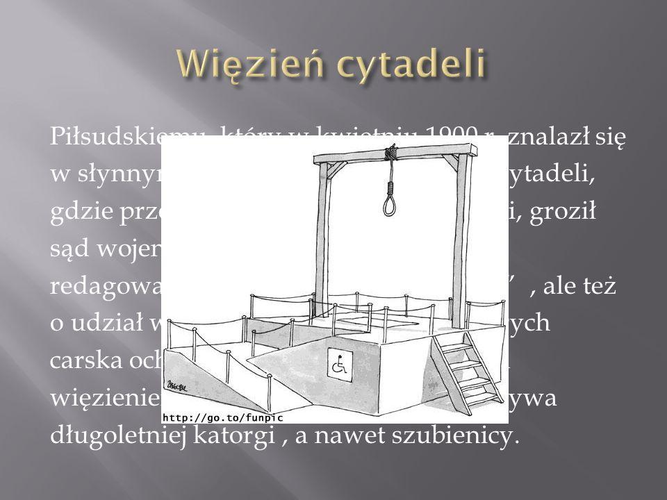 Więzień cytadeli