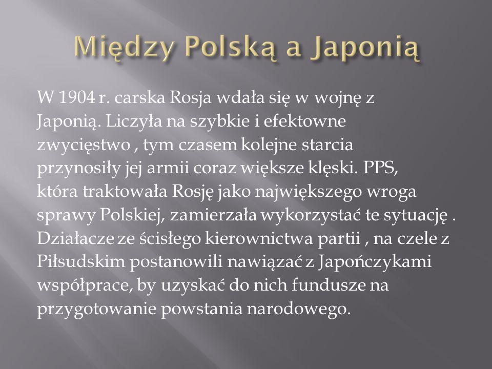 Między Polską a Japonią