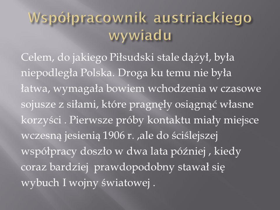 Współpracownik austriackiego wywiadu