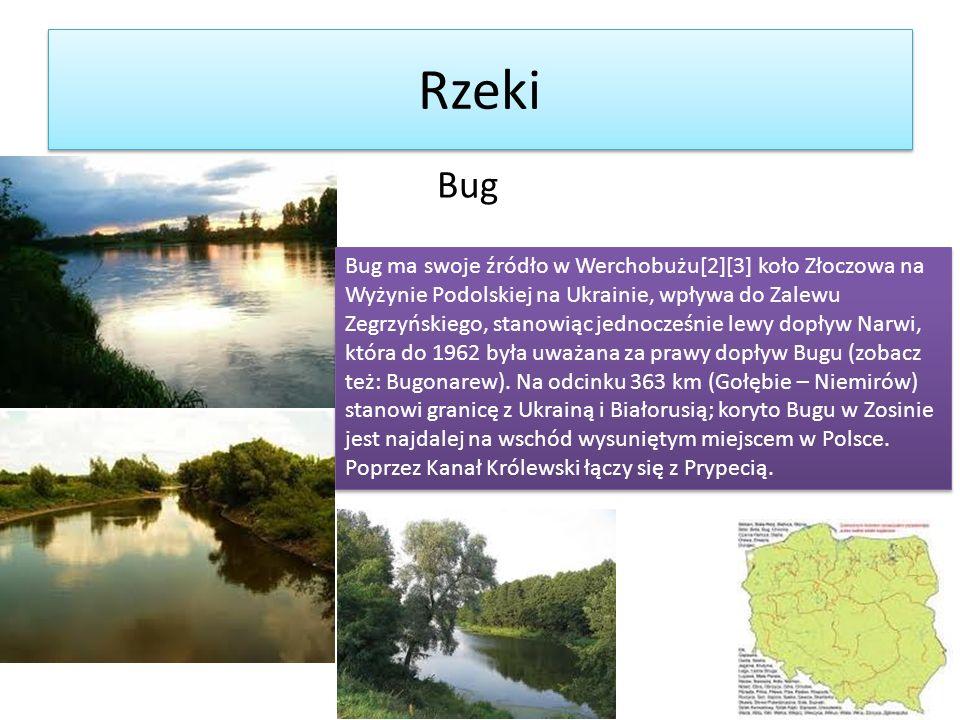 Rzeki Bug.