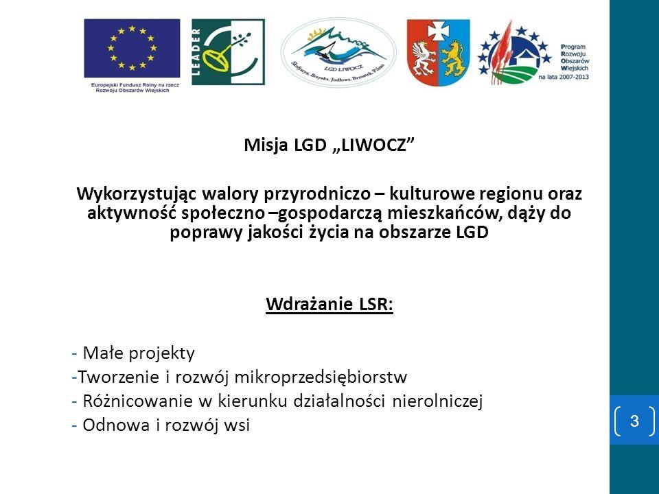 """Misja LGD """"LIWOCZ"""
