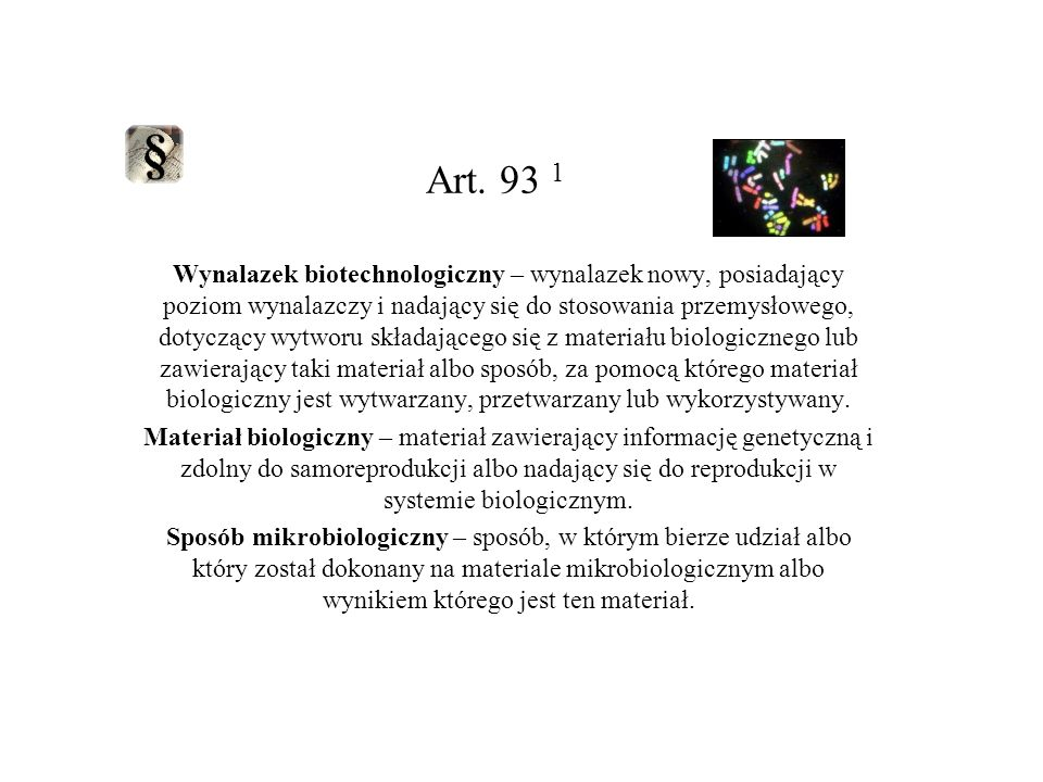 Art. 93 1