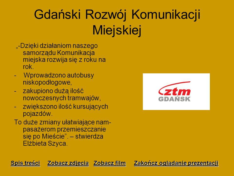 Gdański Rozwój Komunikacji Miejskiej