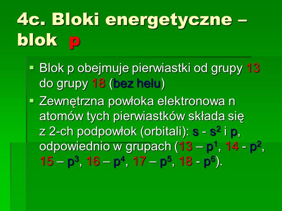 4c. Bloki energetyczne – blok p