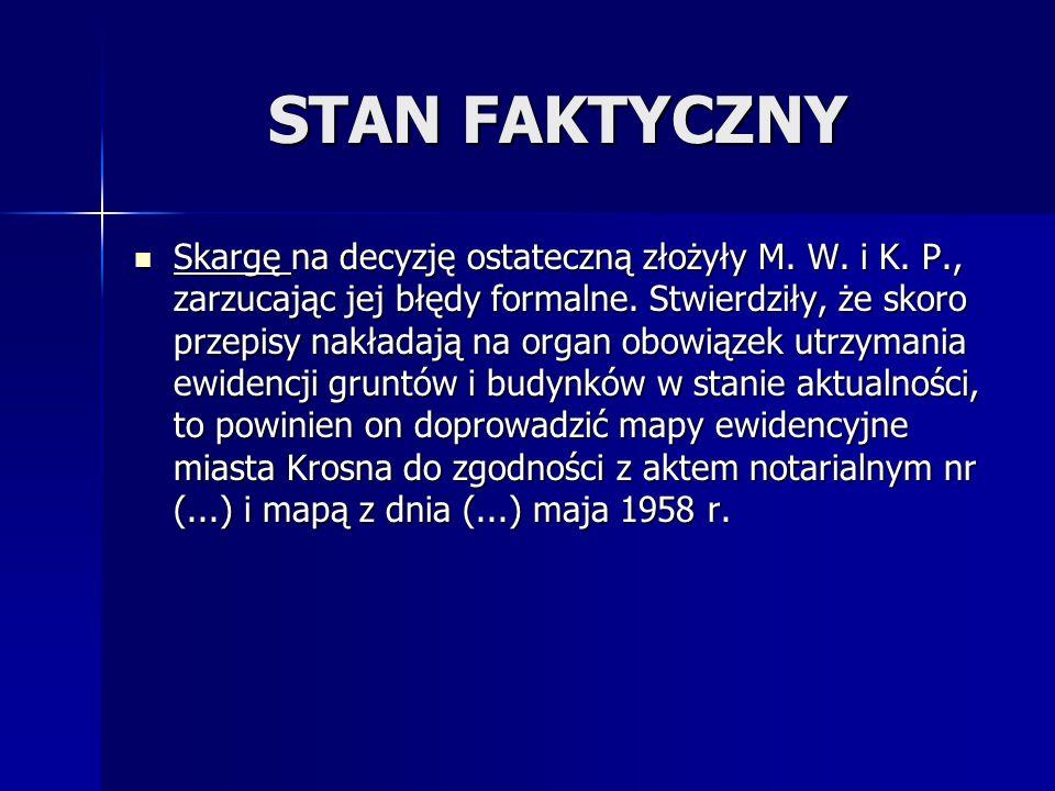 STAN FAKTYCZNY