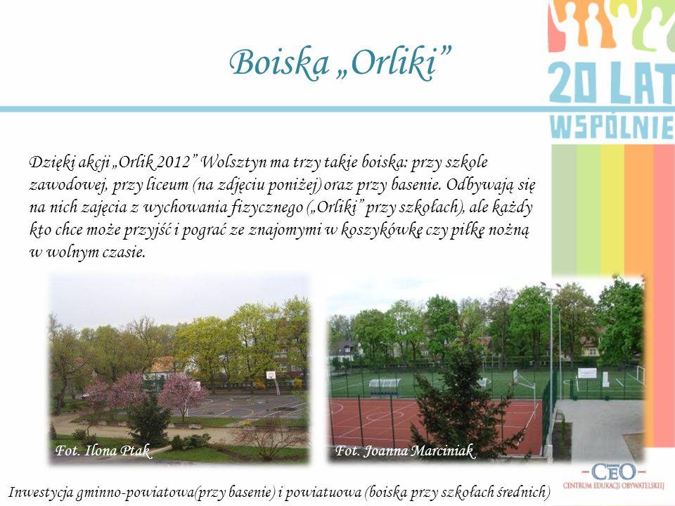 """Boiska """"Orliki"""