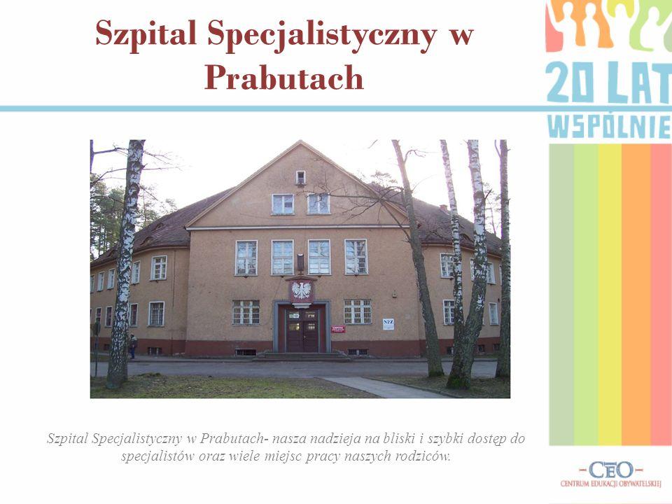 Szpital Specjalistyczny w Prabutach