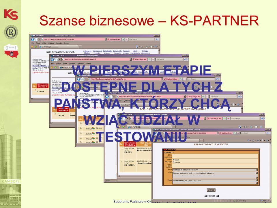 Szanse biznesowe – KS-PARTNER