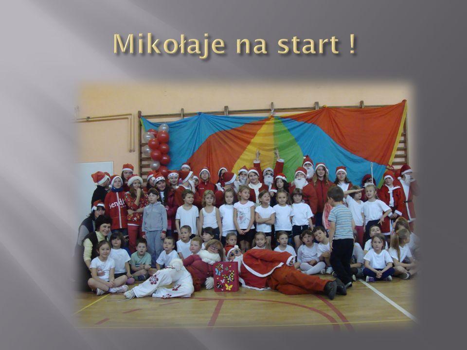 Mikołaje na start !