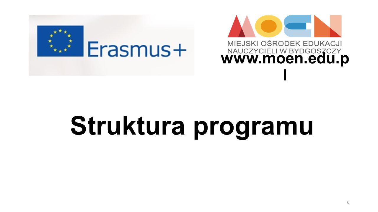 www.moen.edu.pl Struktura programu