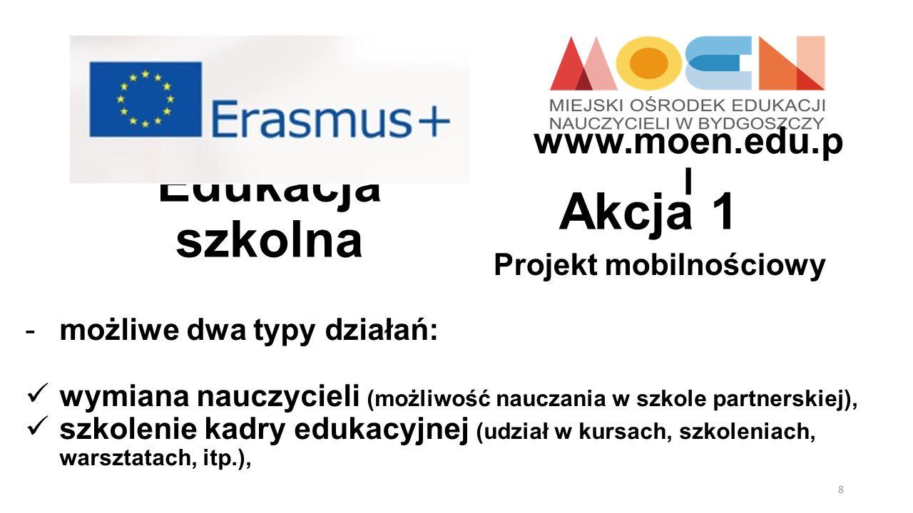 Projekt mobilnościowy
