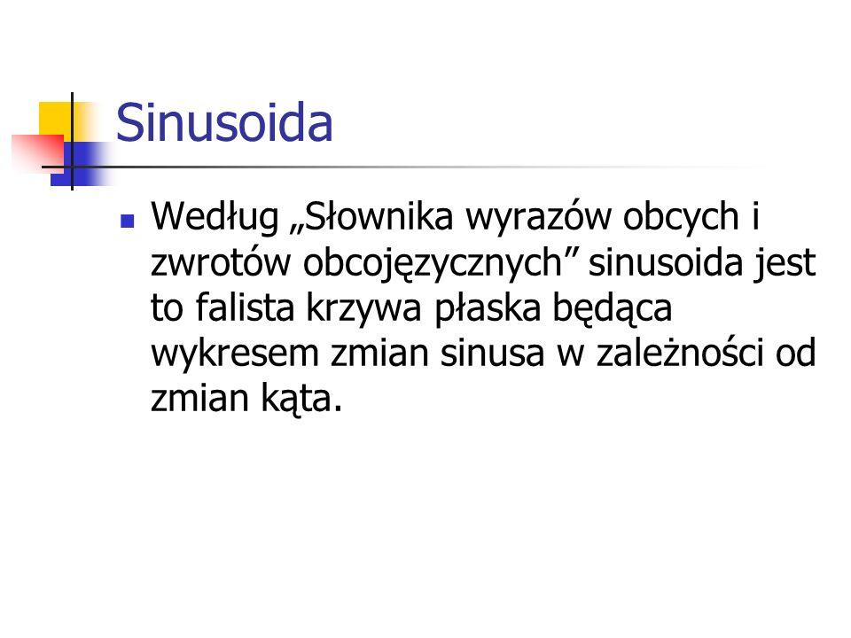 Sinusoida
