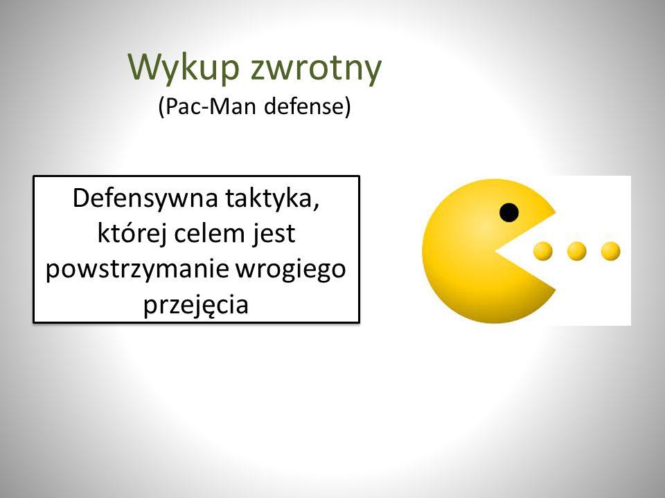 Wykup zwrotny (Pac-Man defense)