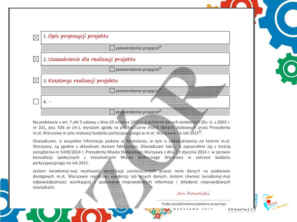 4 strona formularza