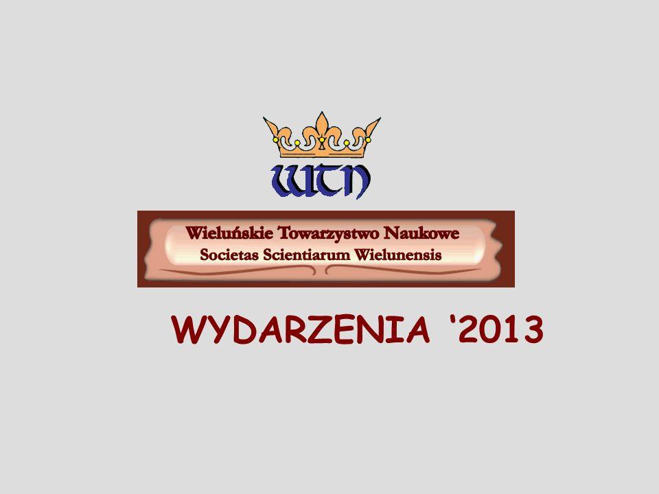 WYDARZENIA '2013