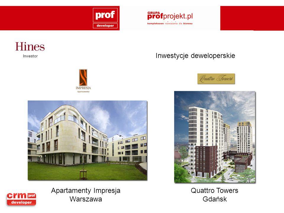 Apartamenty Impresja Warszawa