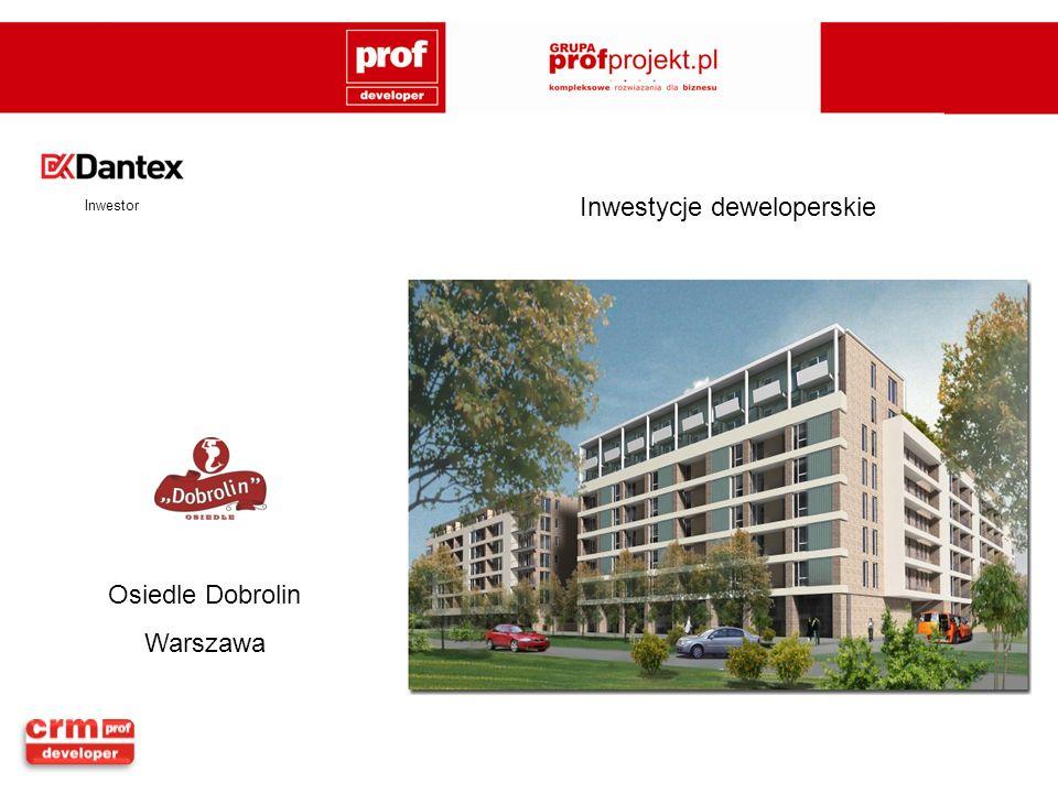 Osiedle Dobrolin Warszawa