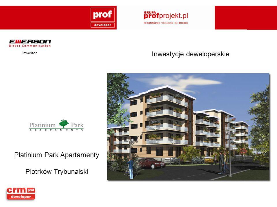 Platinium Park Apartamenty