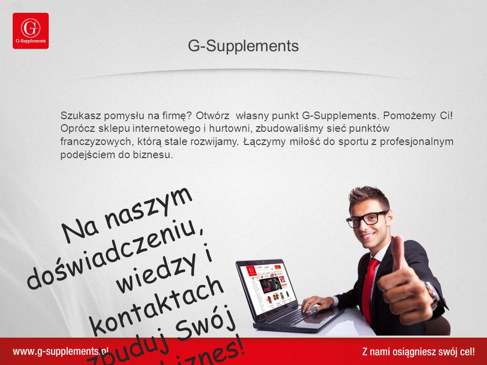 G-Supplements