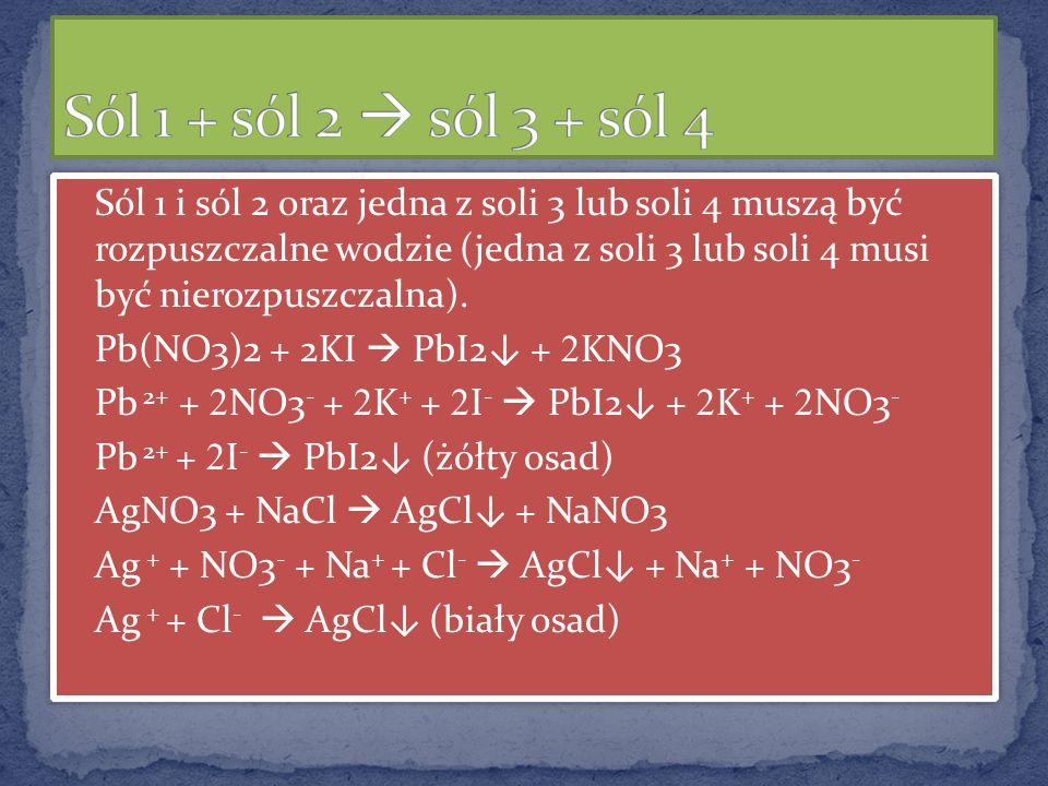 Sól 1 + sól 2  sól 3 + sól 4