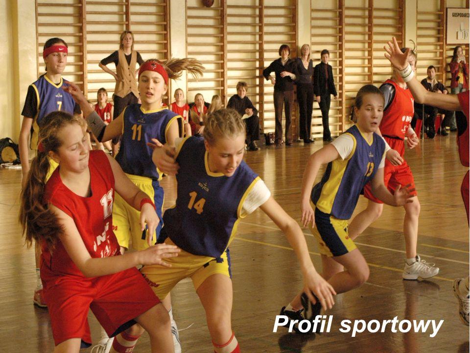 Profil sportowy