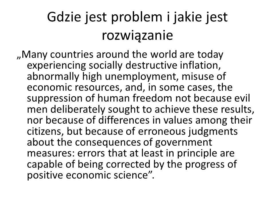 Gdzie jest problem i jakie jest rozwiązanie