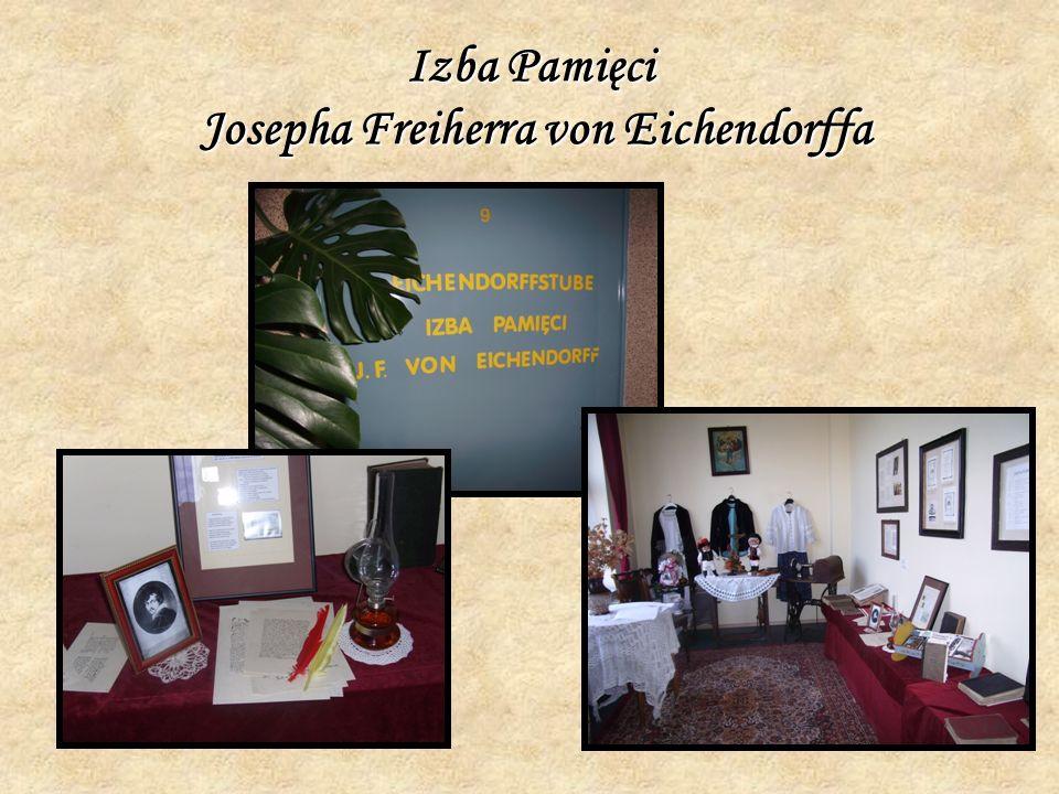 Izba Pamięci Josepha Freiherra von Eichendorffa