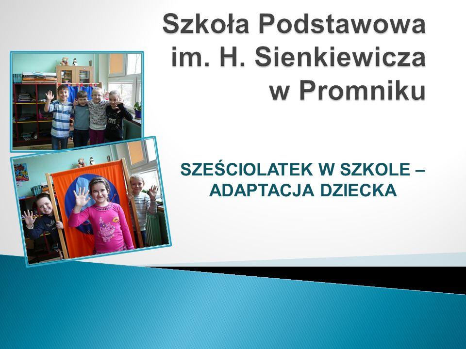 Szkoła Podstawowa im. H. Sienkiewicza w Promniku