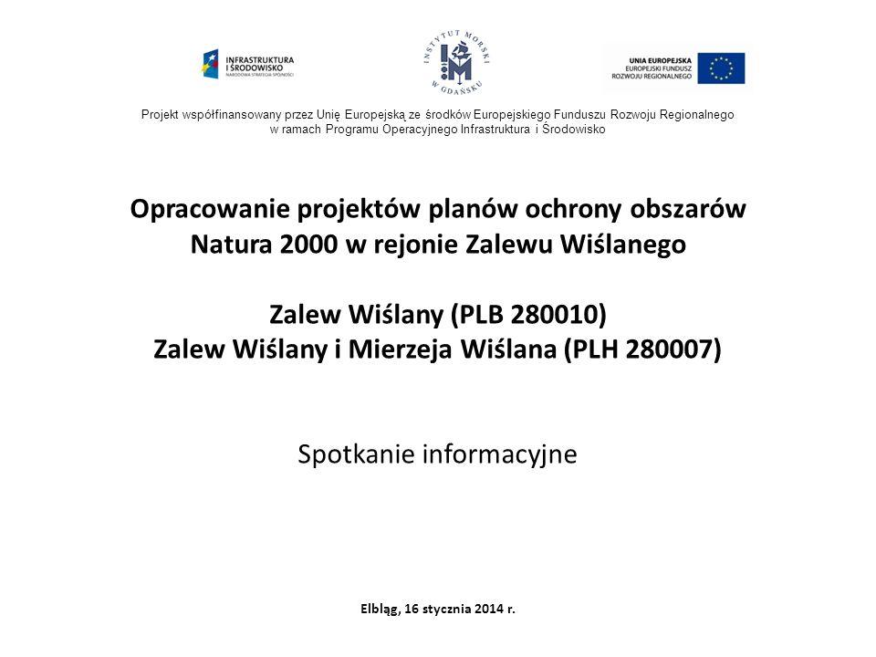 Zalew Wiślany i Mierzeja Wiślana (PLH 280007)