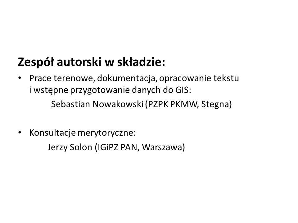 Zespół autorski w składzie: