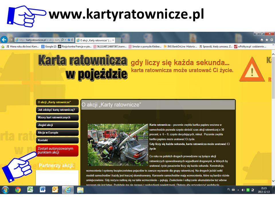 www.kartyratownicze.pl www