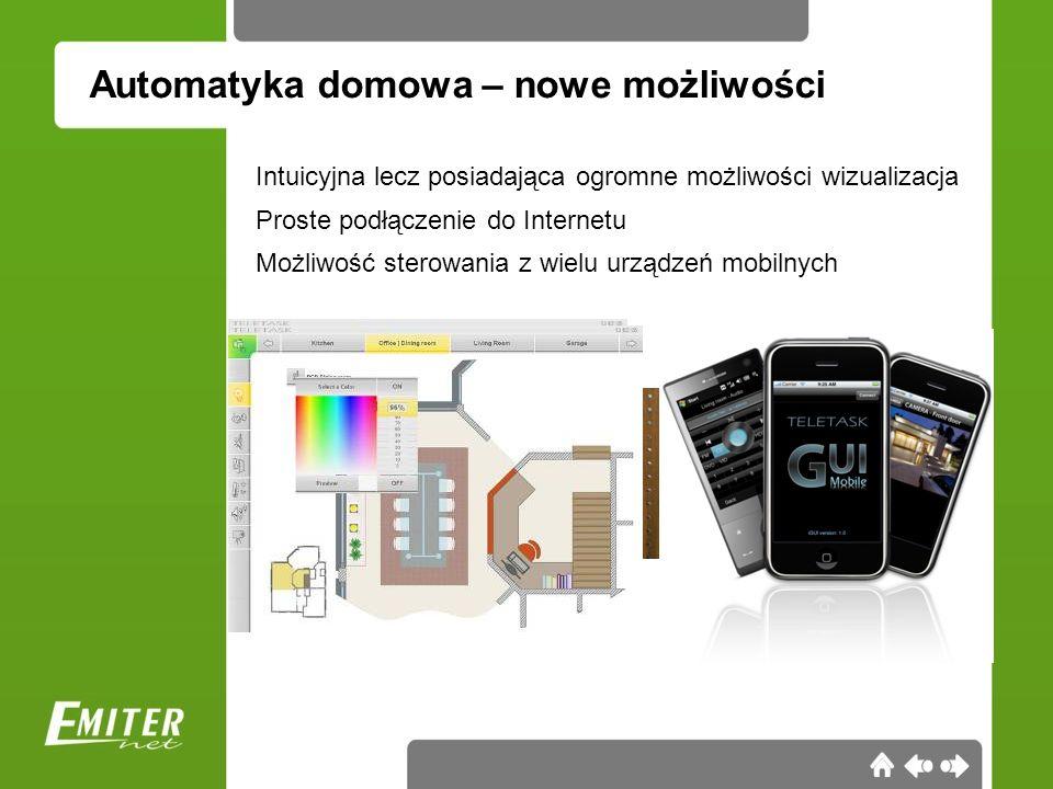 Automatyka domowa – nowe możliwości