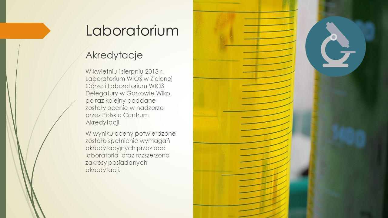 Laboratorium Akredytacje