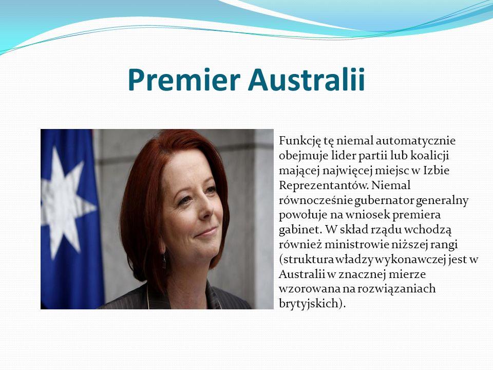 Premier Australii